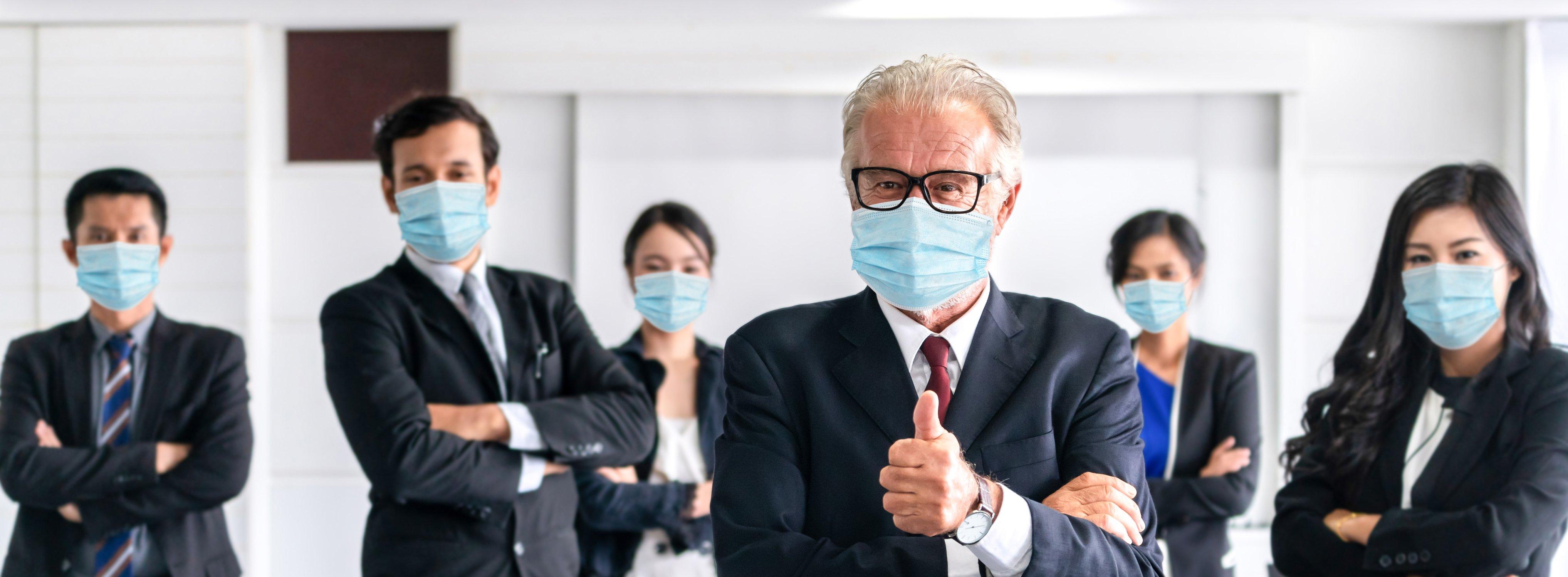 business masks